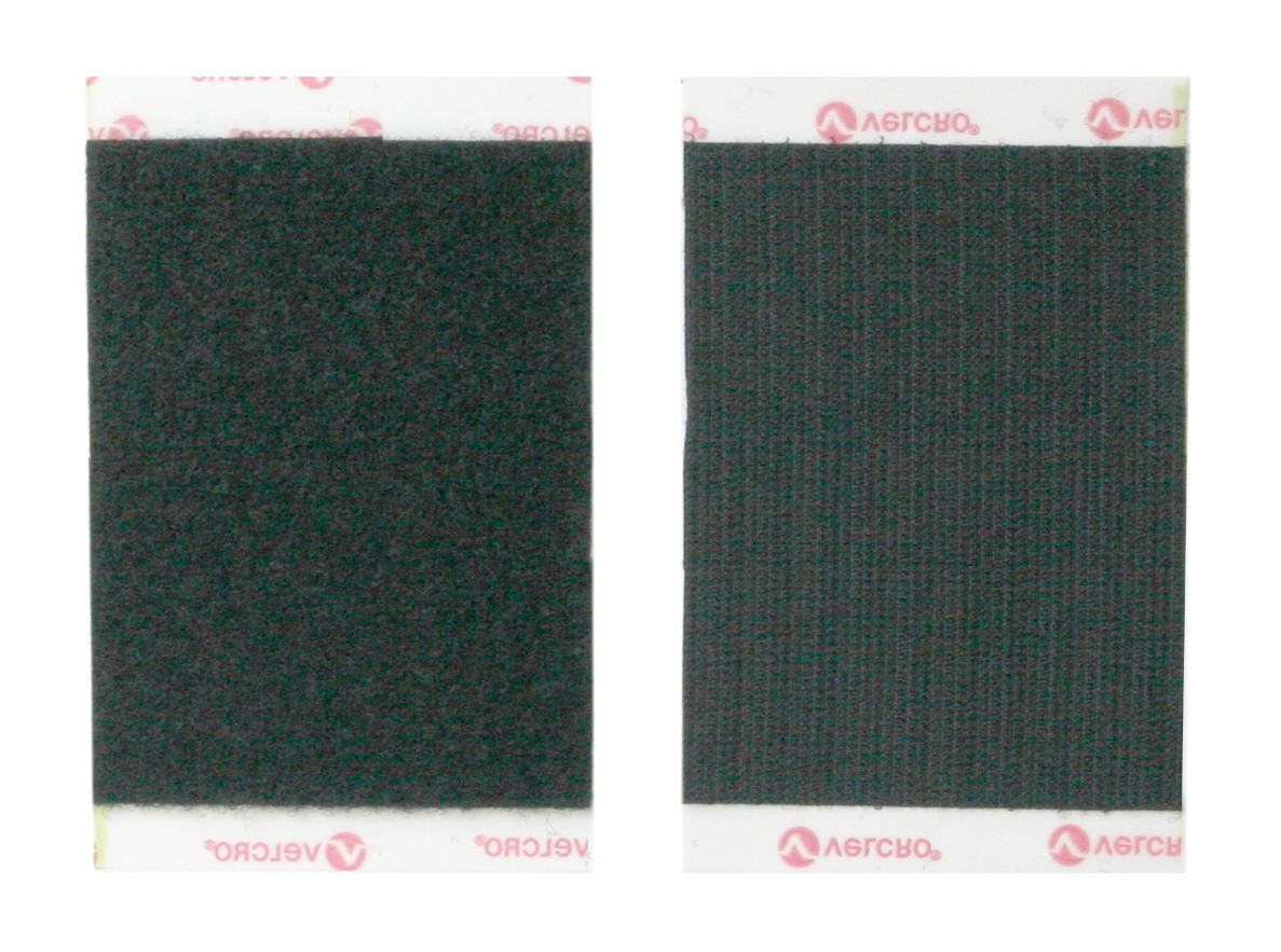 "3""x 4"" Velcro Pad with Adhesive"