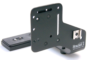 Front View of EW Clip & Coldshoe1 on Bracket