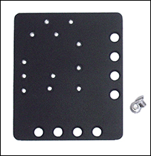 Base A - Accessory Mounting Plate
