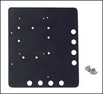 Base A - Battery Mounting Plate