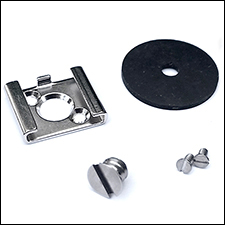 Shoe Mount For 1/4-20 Threaded Holes